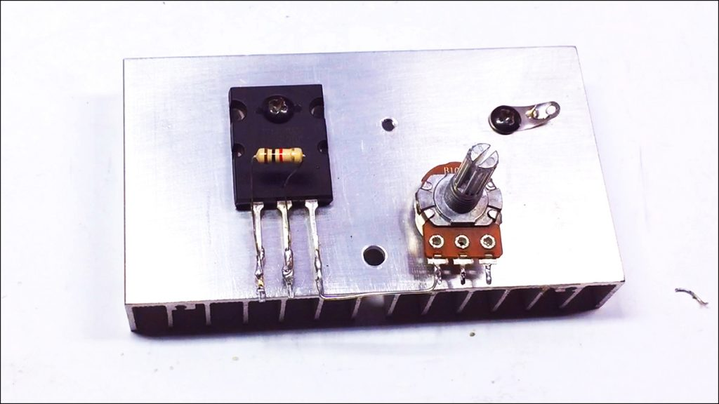 C5200 Bass Amplifier DIY Image1