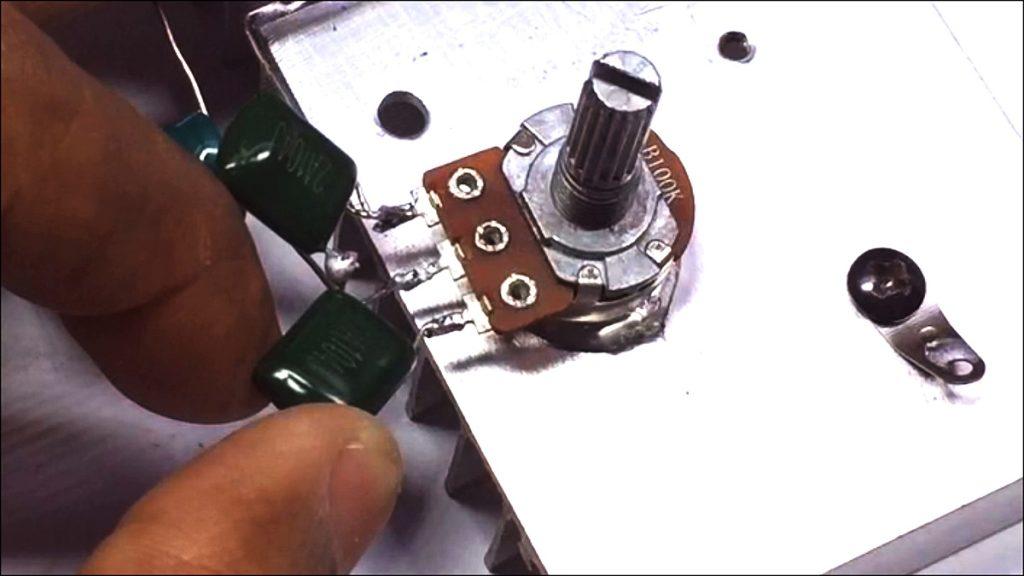 C5200 Bass Amplifier DIY Image3