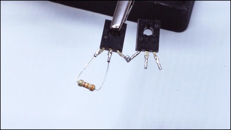 13003 amplifier diy homemade Image4