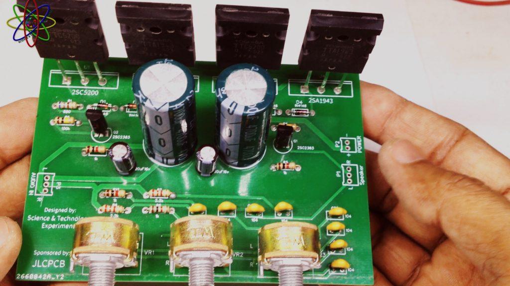 PCB full solder