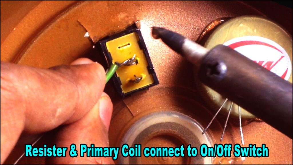 Mini Tesla Coil DIY Image7