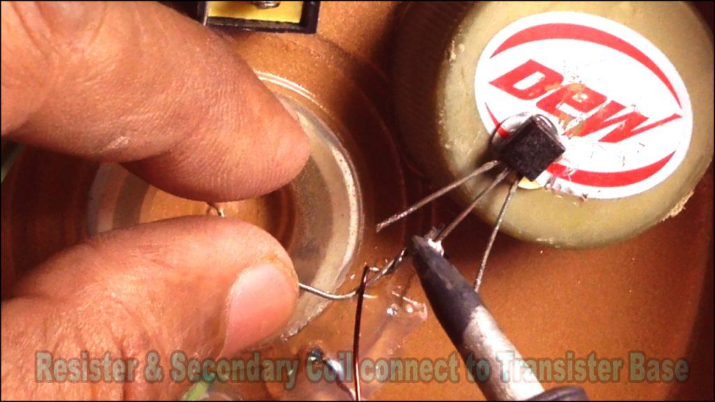 Mini Tesla Coil DIY Image8