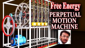 Perpetual Motion Machine Free Energy