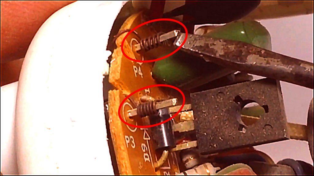 CFL Bulb repair05
